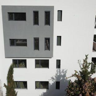 Πολυκατοικία Παπάγου Αθήνα Metalowood Livewise Europa Aluminco Exalco κουφώματα πορτες παράθυρα ρολά σητες ασφαλείας εσωτερικές μεταλλικά διαχωριστικά κάγκελα τοποθέτηση 1-1