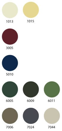 europa color palette ralmatt