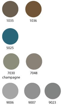 europa color palette ralpearl