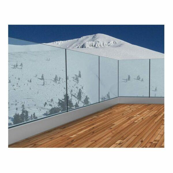 Συστήματα Καγκέλων Europa Glass Railings 02