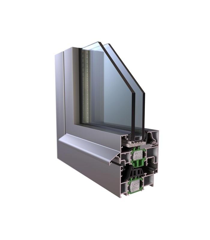 Ανοιγόμενα Συστήματα EUROPA Hybrid A40 SI/HS 01
