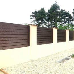 Περίφραξη αλουμινίου τάβλες αλουμινίου χρωμα Άμμος συρόμενες πορτες γκαραζόπορτες ανοιγόμενες πορτες αυλόγυρος
