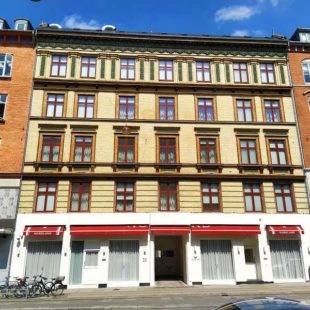 Αντικατάσταση παραθύρων και ειδικών ηχομονωτικών και πυράντοχων πορτών στο ξενοδοχείο Nordland Κοπεγχάγη